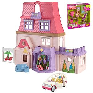 loving family toys figures accessories fisher price. Black Bedroom Furniture Sets. Home Design Ideas