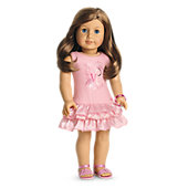 Pretty Pink Outfit for Dolls