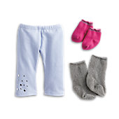 American Girl Sparkle Socks and Leggings