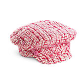 Tweed Driver's Cap for Dolls