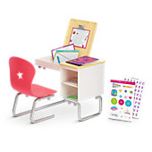 American Girl Flip-Top Desk