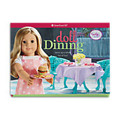 TM DOLL DINING BOOK
