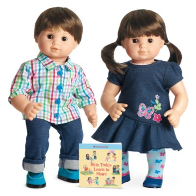 Bitty Twins Dolls