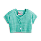 American Girl Aqua Cardigan for Girls