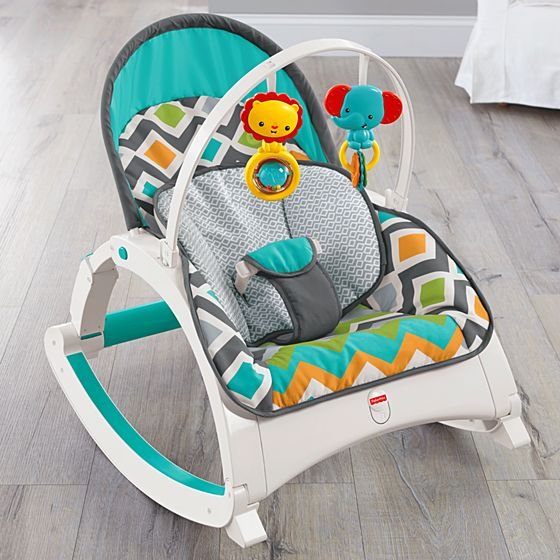 Silla mecedora etapas de crecimiento for Silla fisher price