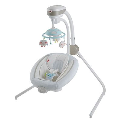 Fisher Price Pearl Chandelier Cradle N Swing Manual
