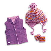 Warm Winter Accessories for Dolls