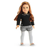 American Girl Sparkle Spotlight Outfit