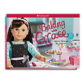American Girl Baking with Grace