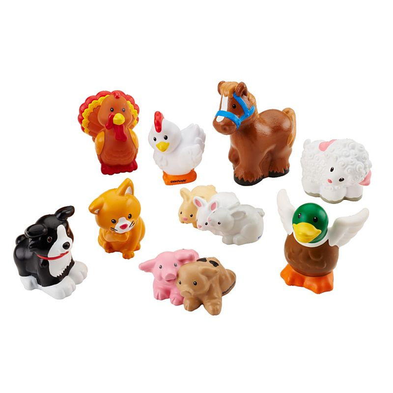 Little People® Farm Animals - Shop Little People Toddler ...