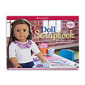 American Girl Doll Scrapbook