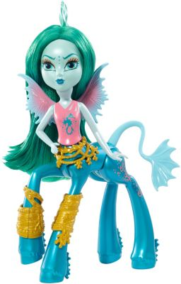 Mattel Brands: Mattel, Barbie, Fisher-Price & Hot Wheels - Monster High Fright Bay Tidechaser Doll Photo