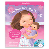 American Girl Love from Morning to Night Book