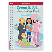 American Girl Dream It, Do It Quiz Book