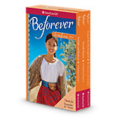 American Girl Josefina 3-Book Boxed Set