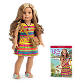 American Girl Lea  Doll & Book