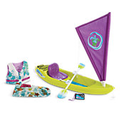 American Girl Lea's Ocean Kayak Set