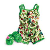 American Girl Lea's Rainforest Dreams Pajamas for Dolls