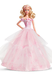 2016 Birthday Wishes®Barbie® Doll – Caucasian