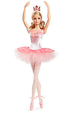 2016 Ballet Wishes®Barbie® Doll