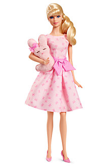 <em>It's a Girl</em> Barbie&#174; Doll