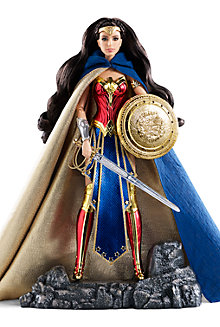 Barbie&#174; <em>Amazon Princess <nobr>Wonder Woman&#8482;</nobr></em> Doll