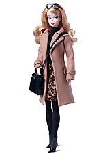 Classic Camel Coat Barbie® Doll