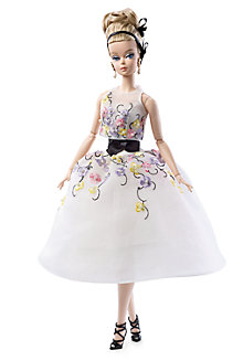 <em>Classic Cocktail Dress</em> Barbie&#174; Doll