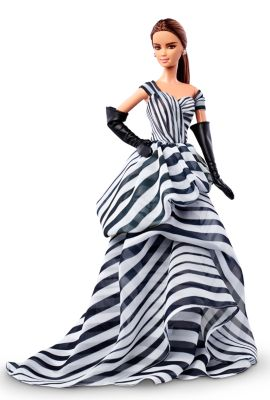 <em>Chiffon Ball Gown</em> Barbie&#174; Doll