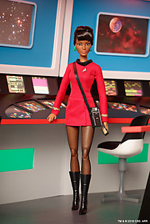 <em>Star Trek</em>&#8482; Uhura Doll