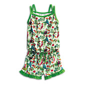 American Girl Lea Clark's Rainforest Dreams Pajamas for Girls