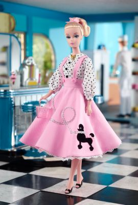 <em>Soda Shop</em> Barbie&#174; Doll