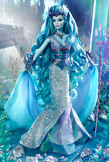 <em>Water Sprite</em> Barbie&#174; Doll
