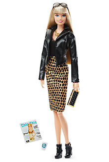 The Barbie Look® Barbie® Doll – Urban Jungle