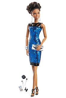 The Barbie Look®  Barbie®  Doll – Night Out