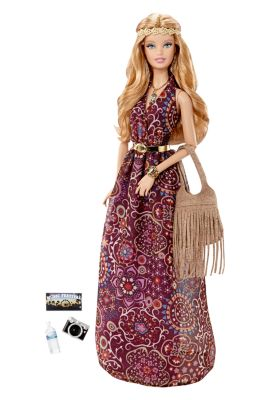 The Barbie Look™ Barbie® Doll –  Festival