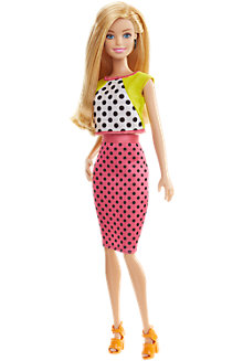 Barbie® Fashionistas® Doll 13 Dolled Up Dots