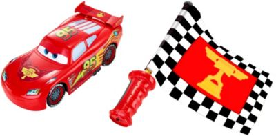 Mattel Brands: Mattel, Barbie, Fisher-Price & Hot Wheels - DisneyCars Flag Finish Lightning McQueen Photo