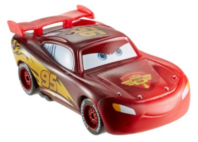 Mattel Brands: Mattel, Barbie, Fisher-Price & Hot Wheels - DisneyPixar Cars Color Changers Lightning McQueen Vehicle Photo