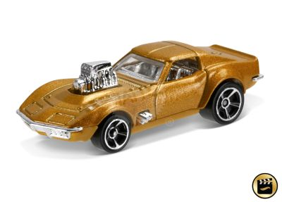 '68 Corvette - Gas Monkey Garage (New Casting!)