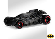 The Dark Knight Trilogy Batmobile