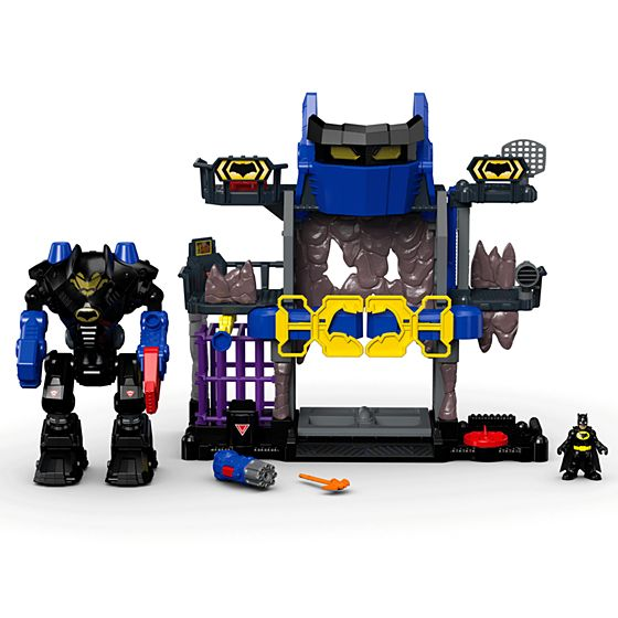 Imaginext Toys  Playsets  Fisher Price Batman  Dinosaur Toys