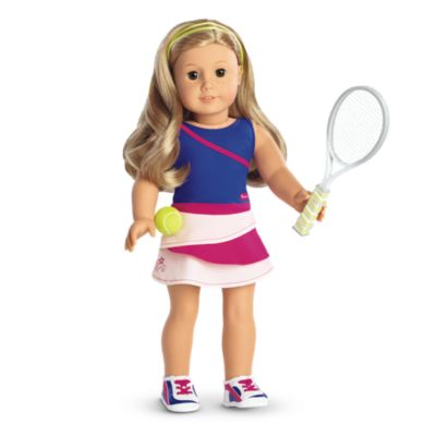 Tennis Ace Outfit