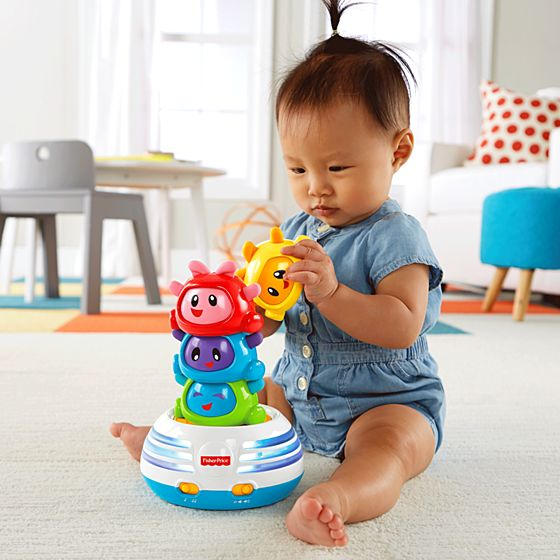 Toys For 9 Month Girl : Build a beat stacker