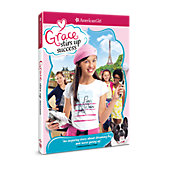 American Girl Grace DVD