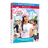American Girl Grace Stirs Up Success Two-Disc Blu-ray/DVD Combo Pack