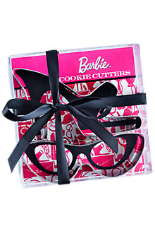 Barbie™ Cookie Cutters