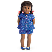 American Girl Melody's Pajamas for 18-inch Dolls
