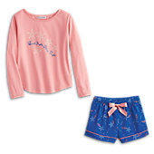 Starry Pajamas for Girls