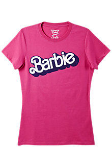 Barbie™ Logo Tee